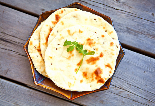 Butter Naan | by MichellePetersJones