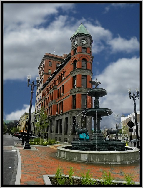 National City Bank Building - Warren ~  Pennsylvania ~ 1881