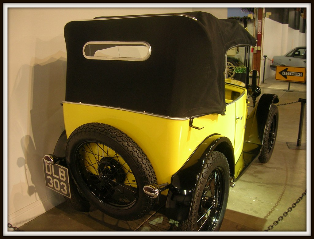 1929 BMW Dixi 3-15 DA-1 2   Photographed at the California A…   Flickr