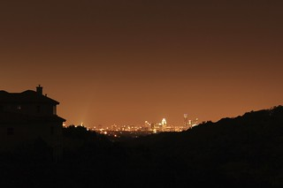 Austin Skyline From The Hills | by blt04