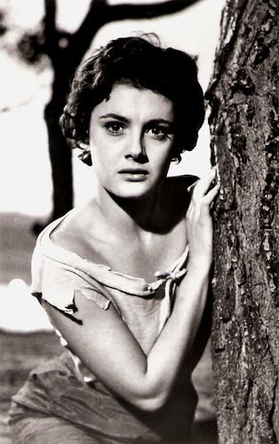 Rossana Podestà in La Red (1953)