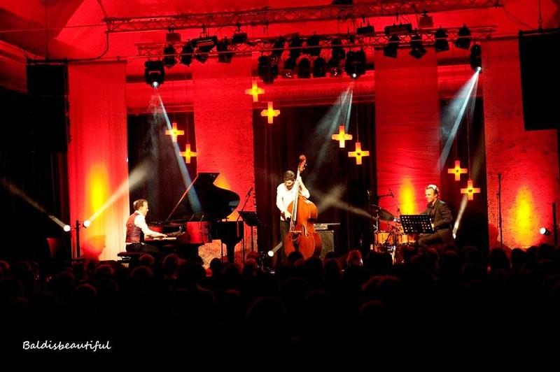 Jef Neve Trio