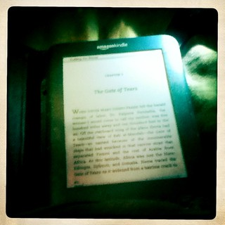 167: 365, reading in the dark | by JustyCinMD