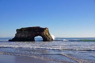 2012-01-28 01-29 Santa Cruz 063 Natural Bridges State Beach | by Allie_Caulfield