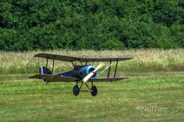 Sopwith Pup 1/3 model