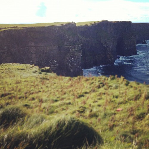 The cliffs of Moher in Ireland. | by decli