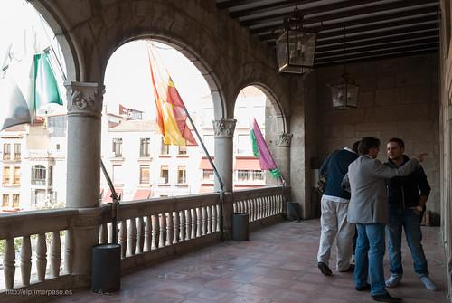 Plasencia - Ayuntamiento   by elprimerpaso