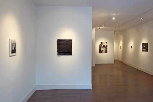 Black Paintings, 2015 | CHARLIE SMITH LONDON