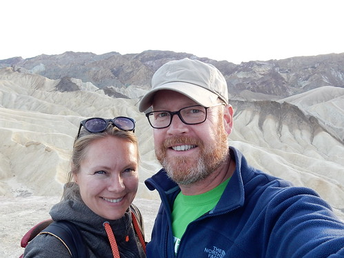 Death Valley NP - Zabriskie Point - 2