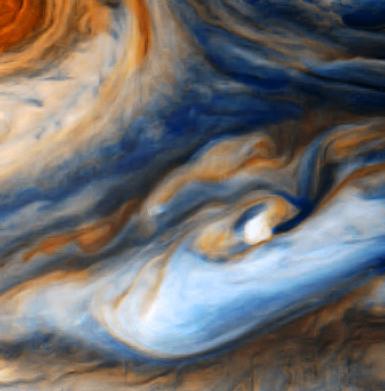 Jupiter - June 26 1996   by Kevin M. Gill