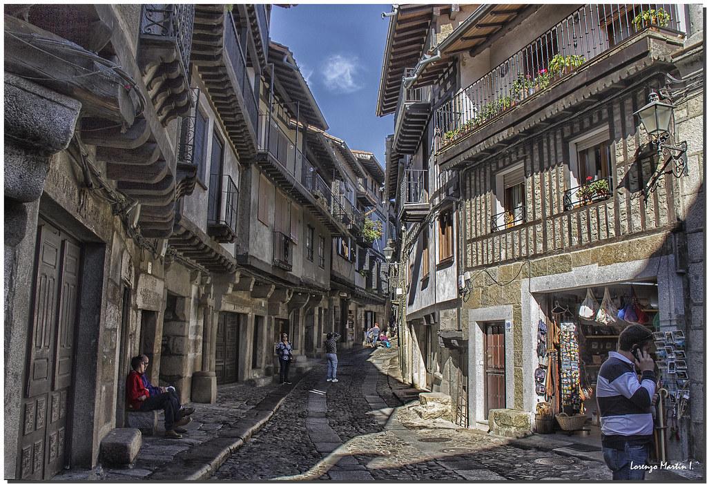 SALAMANCA, LA ALBERCA | La Alberca es un municipio y localid… | Flickr