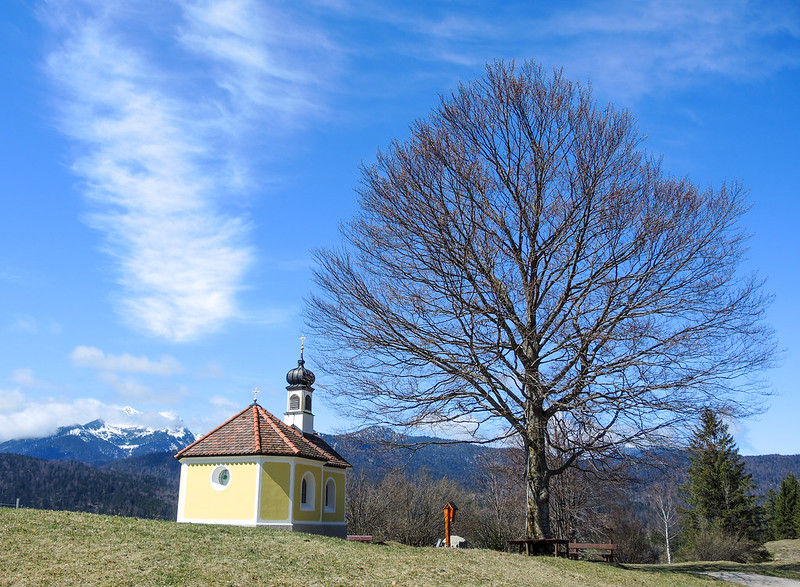 Chapel near Mittenwald (Bavaria)