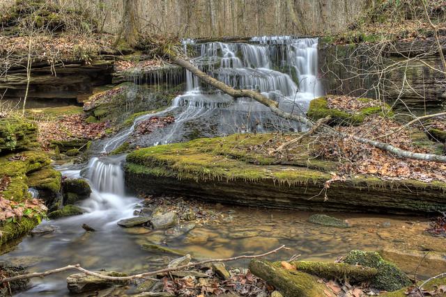 Garretts Mill Falls 1, Overton Co, TN
