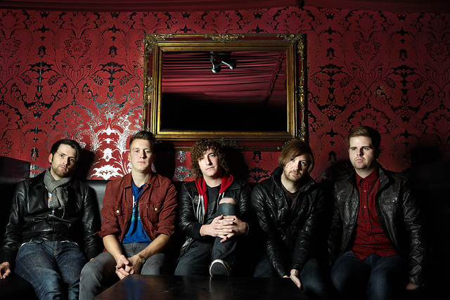 The Pigeon Detectives in London on their 3rd Album Tour