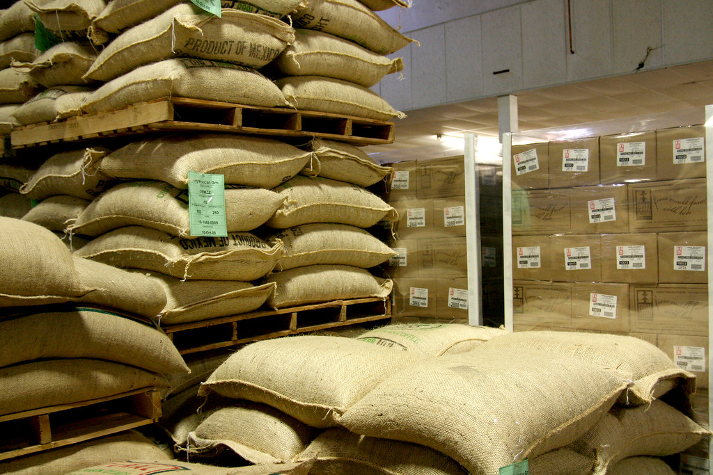 Equal Exchange fair trade coffee beans