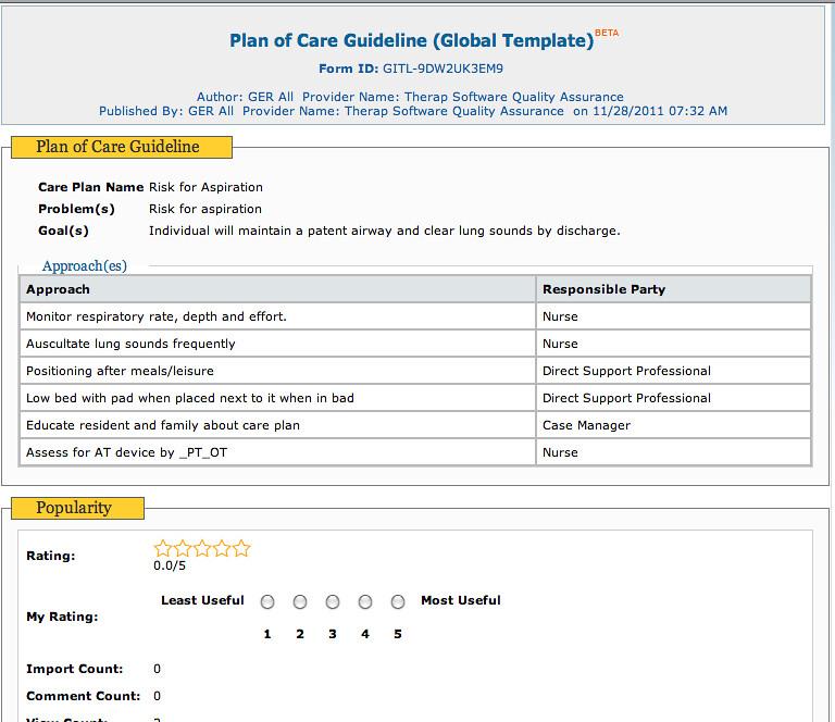 global care plan template 2 justin brockie flickr. Black Bedroom Furniture Sets. Home Design Ideas