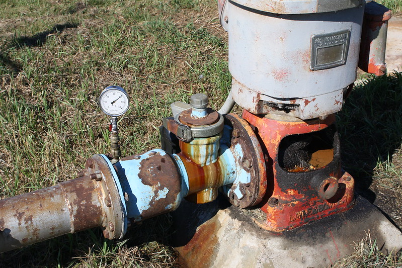 irrigation pump 2