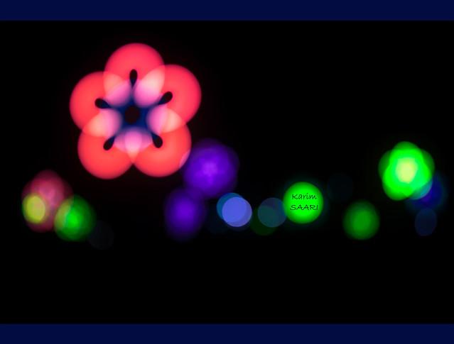 ★ Bokeh-Coloured Christmas ~ Karim SAARI ©