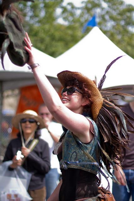 2011 rewind [Maker Faire]: pet