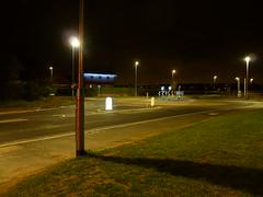 Perryfields Road Lighting - Cosmopolis (CPO-TW) Philips Iridiums.