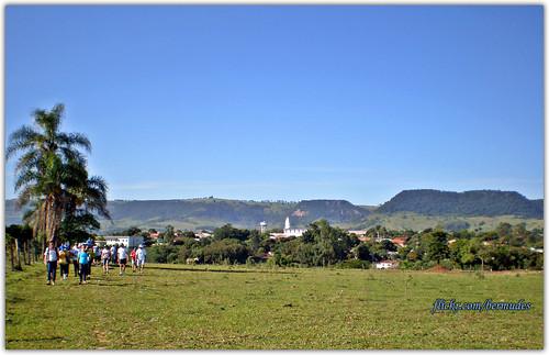 Caminhada em Rosário do Ivaí   by bermudes