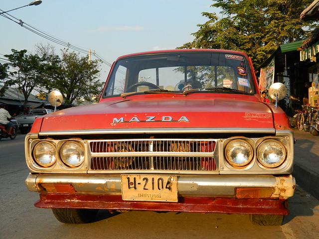 Mazda. by SJC