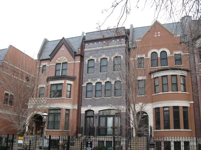 Prairie Avenue Row Houses