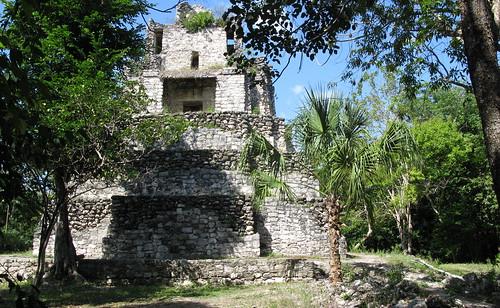 Tulum ruinas, Mexico