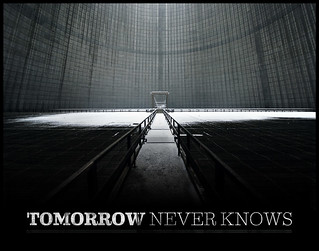 Tomorrow Never Knows | by suspiciousminds