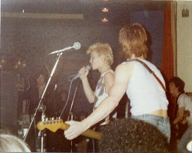 Generation X, The Greyhound, Croydon, 1977