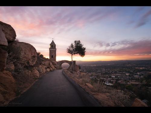 california tower peace riverside mount rubidoux muzzlehatch