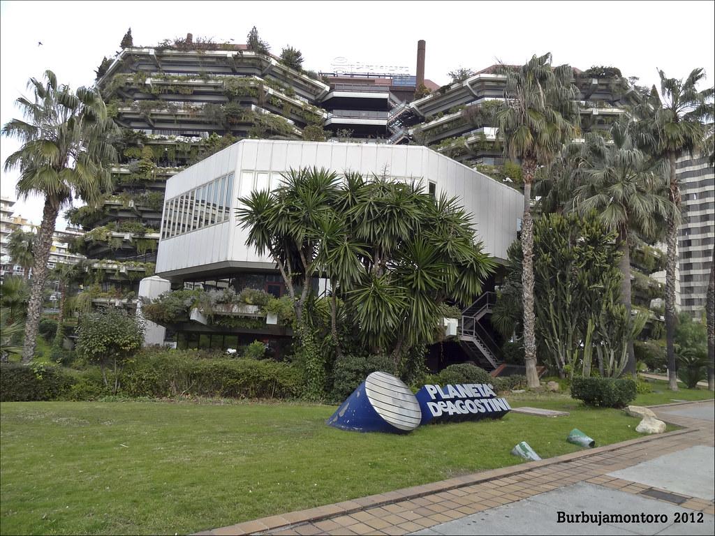Planeta de Agostini , Edificio   Realizado en 1979, este ...