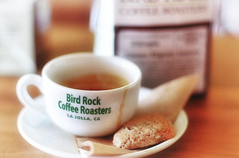 Birdrock coffee roasters