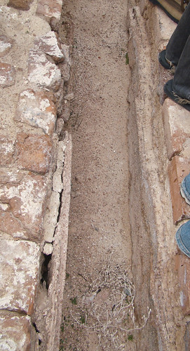 Plumbing at Kom el Dikka (III)   by isawnyu