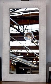 Hazen Floor Mirror | by urbanwoods123