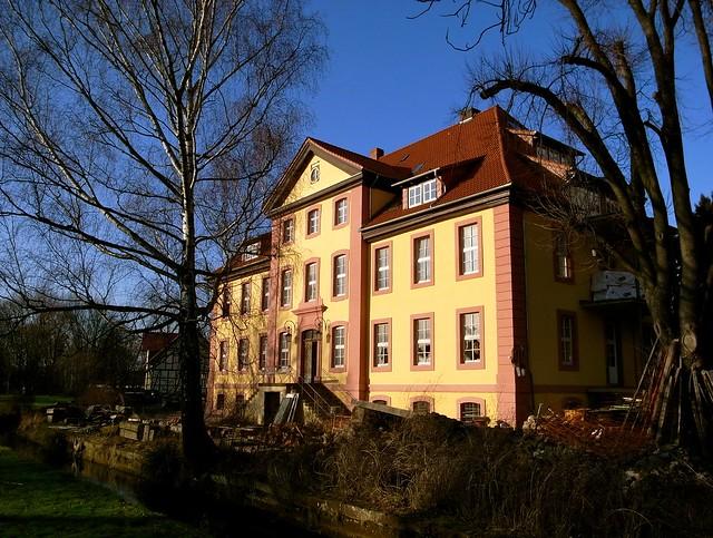 Amtshaus im Klosterpark Weende
