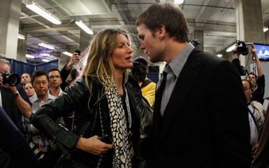 Gisele Bundchen & Tom Brady | See: www.youtube.com/watch?v=j… | Flickr