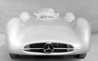 Mercedes-Benz 1954-55 W 196 R Gran Prix