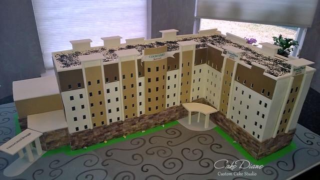 Courtyard-Towne Place Suites WM