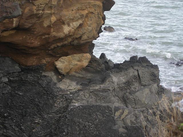 Roques a cap d'Agde