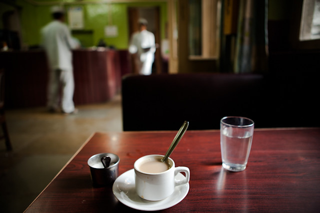 Indian coffee house, Jaipur