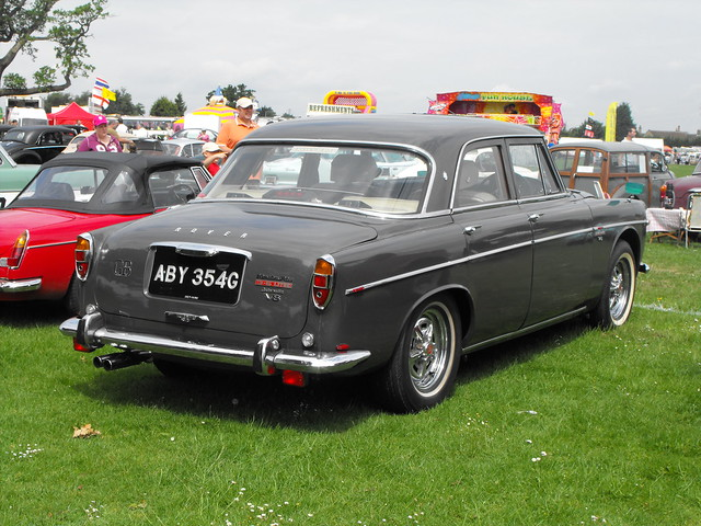 Rover P5B - ABY 354G
