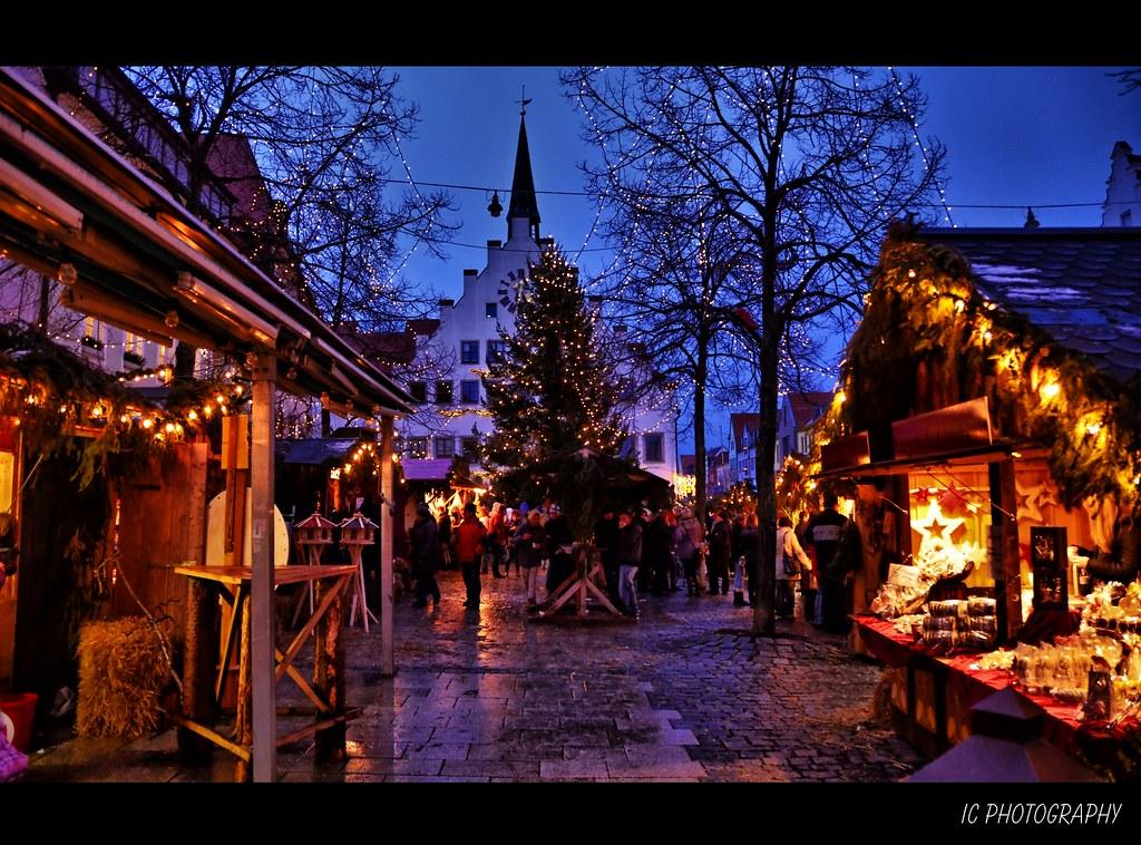 Weihnachtsmarkt H.Christkindlmarkt Neumarkt I D Opf H Eisenreich Flickr