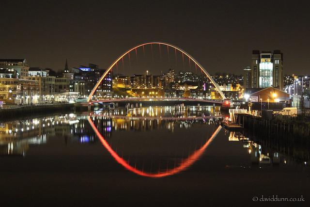 Millennium Bridge Reflections [1/366]
