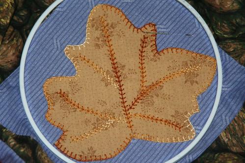 fly stitch - TAST Week 1 | by kate_stine
