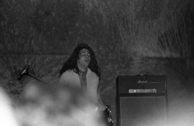 Deep Purple at Clemson, SC (1972)