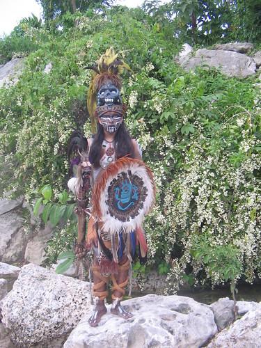Personaje Maya