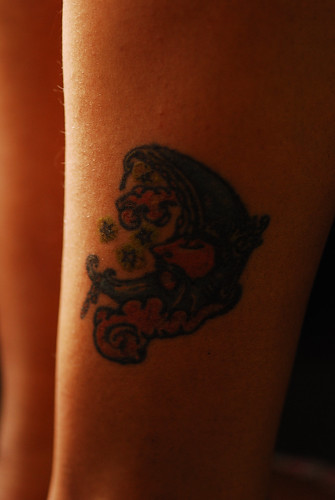 The Girl With The Shakespearean Tattoo, Chennai | by Ravages