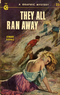 Graphic Books 114 - Edward Ronns - They All Ran Away