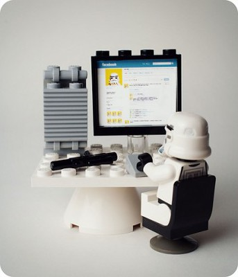 Lego on Facebook | by amarois
